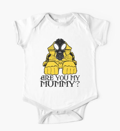 Dr. Who sphinx are you my mummy? Kids Clothes