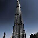 Burj Khalifa 3 by Graham Taylor