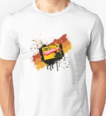 Graffiti Cartridge Unisex T-Shirt