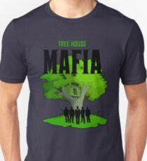 Tree house mafia (green) Unisex T-Shirt
