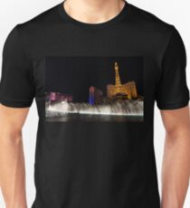 Glamour, Music and Shine - Viva Las Vegas T-Shirt