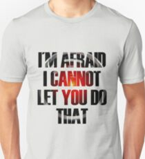 Homicidal Computer Unisex T-Shirt