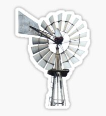 Windmill Shirt Sticker