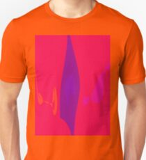 Purple Flame T-Shirt