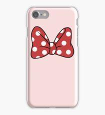 It's Minnie! iPhone Case/Skin
