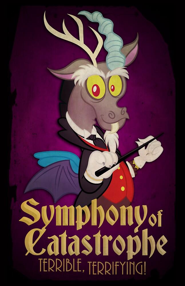 Discord's Symphony of Catastrophe by broniesunite