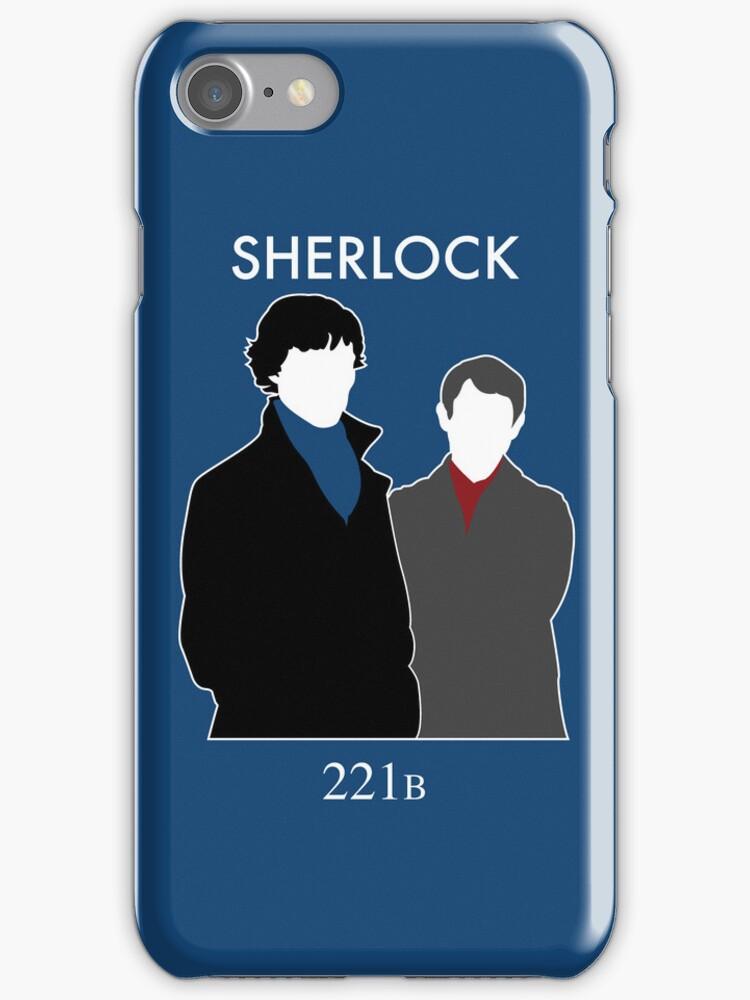 Sherlock and Watson by K9Design