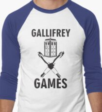 Gallifrey Games T-Shirt