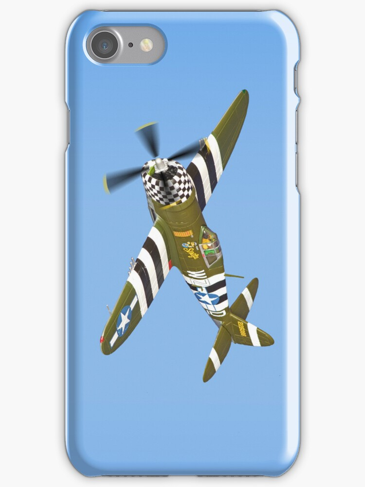Snafu P47 i Phone Case by Colin  Williams Photography