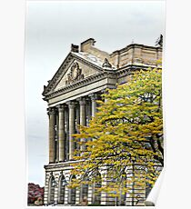 """""""Luzerne County Courthouse""""  Poster"""