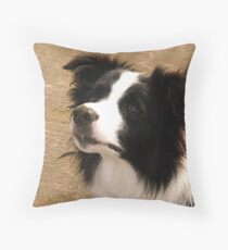 Wipe my nose please.........! Throw Pillow