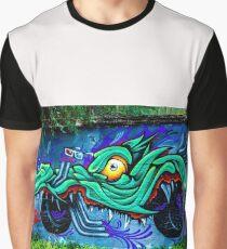 Street Art - Graffiti 2015 Graphic T-Shirt