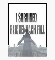 Reichenbach Fall Photographic Print