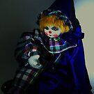 The Porcelain Clown's Gloom by Kieran Rundle