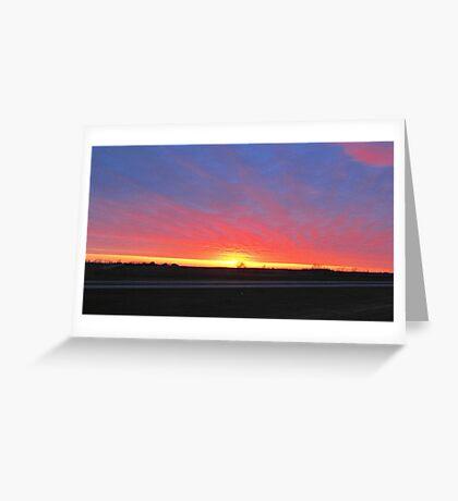 Prairie Tapestry Greeting Card