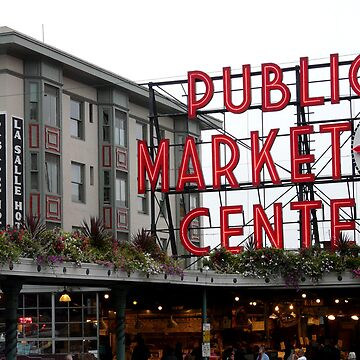 Pike Place by TheDorkKnight