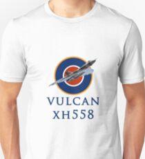 Vulcan Bomber XH558 Unisex T-Shirt