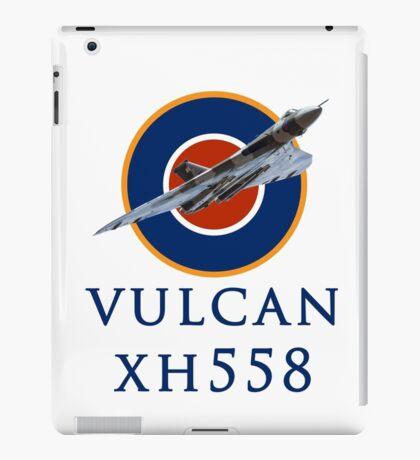 Vulcan Bomber XH558 iPad Case/Skin