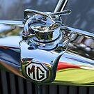 1938 MG TA Tickford Drophead by SuddenJim
