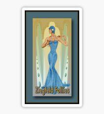 Ziegfeld Follies Sticker