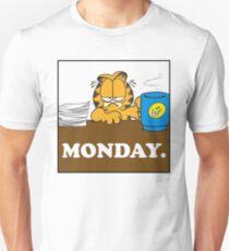 Garfield I Hate Monday T-Shirt