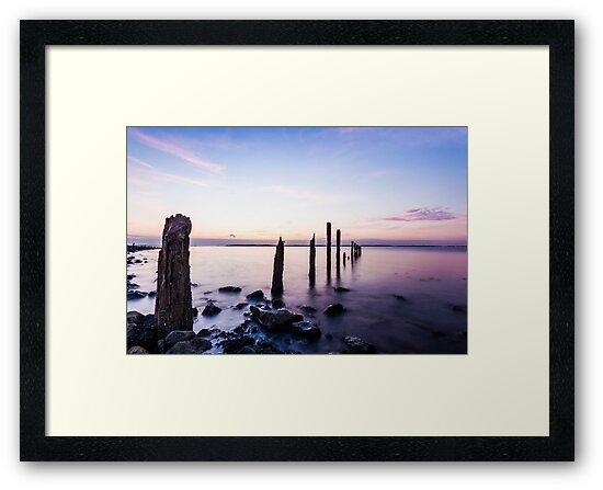 Evening Calm by Ian Hufton