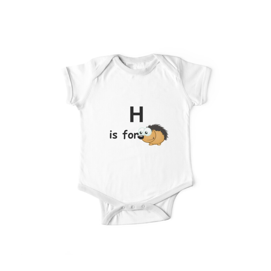 H is for ... by Hallo Wildfang
