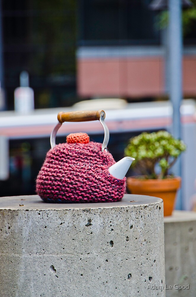 Urban Melbourne VI: Whimsy  by Adam Le Good