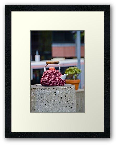 Urban Melbourne VI: Whimsy  by Adam Le Good