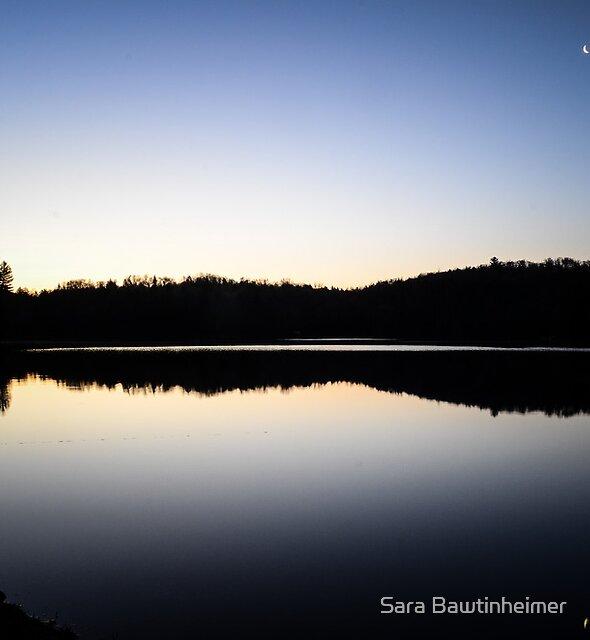 Sunday Sunrise by Sara Bawtinheimer