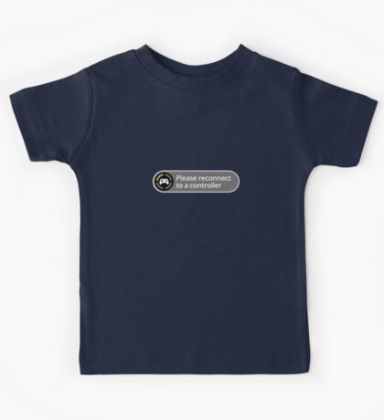 Please reconnect to controller Kids Clothes