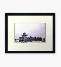 Welcome to Nova Scotia Framed Print