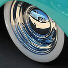Chevy Reflection by Colleen Drew