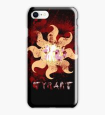 Tyrant of the sun iPhone Case/Skin