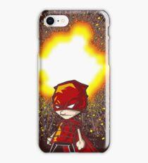 Calvin And Hobbes Superhero iPhone Case/Skin