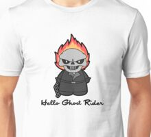 Hello hothead Unisex T-Shirt
