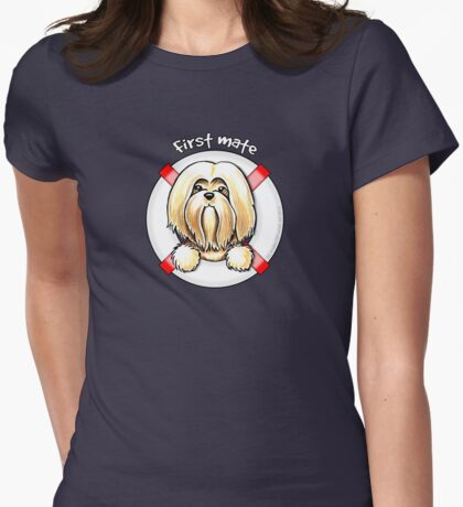 Lhasa Apso :: First Mate T-Shirt