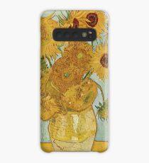 Sunflowers - Van Gogh Case/Skin for Samsung Galaxy