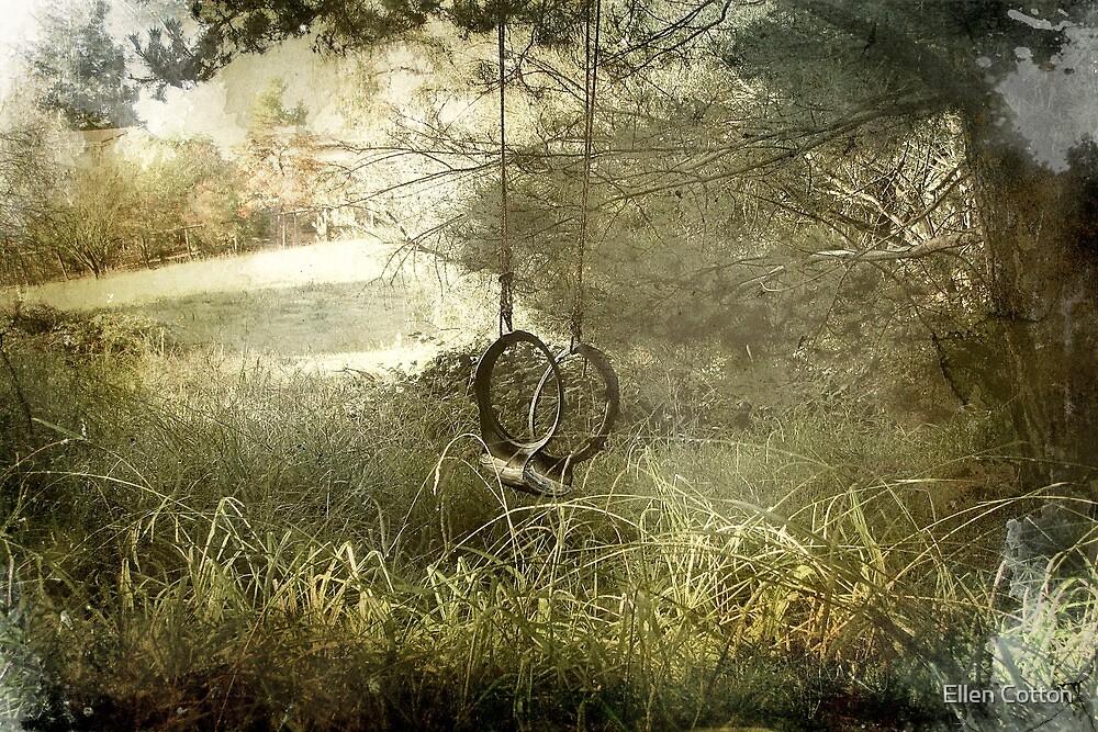Reminiscing by Ellen Cotton