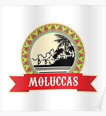 Moluccas Poster