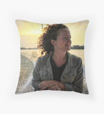 Leah Throw Pillow