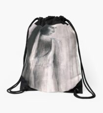 In The Quietest Moment Drawstring Bag