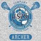 ISIS Lacrosse by johnbjwilson