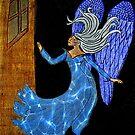 Angels Watch Us As We Sleep by Jane Neill-Hancock