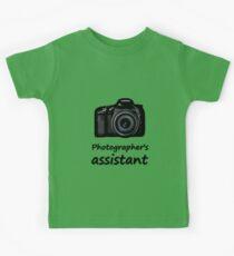 Photographer's assistant Kids Clothes