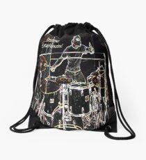 DRUMMER EXTRAORDINAIRE! Drawstring Bag