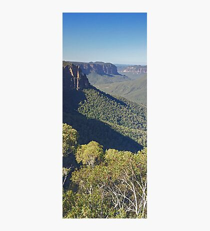 Pulpit Rock from Govets Leap Photographic Print