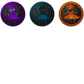Ninja Logos by Tobytang2