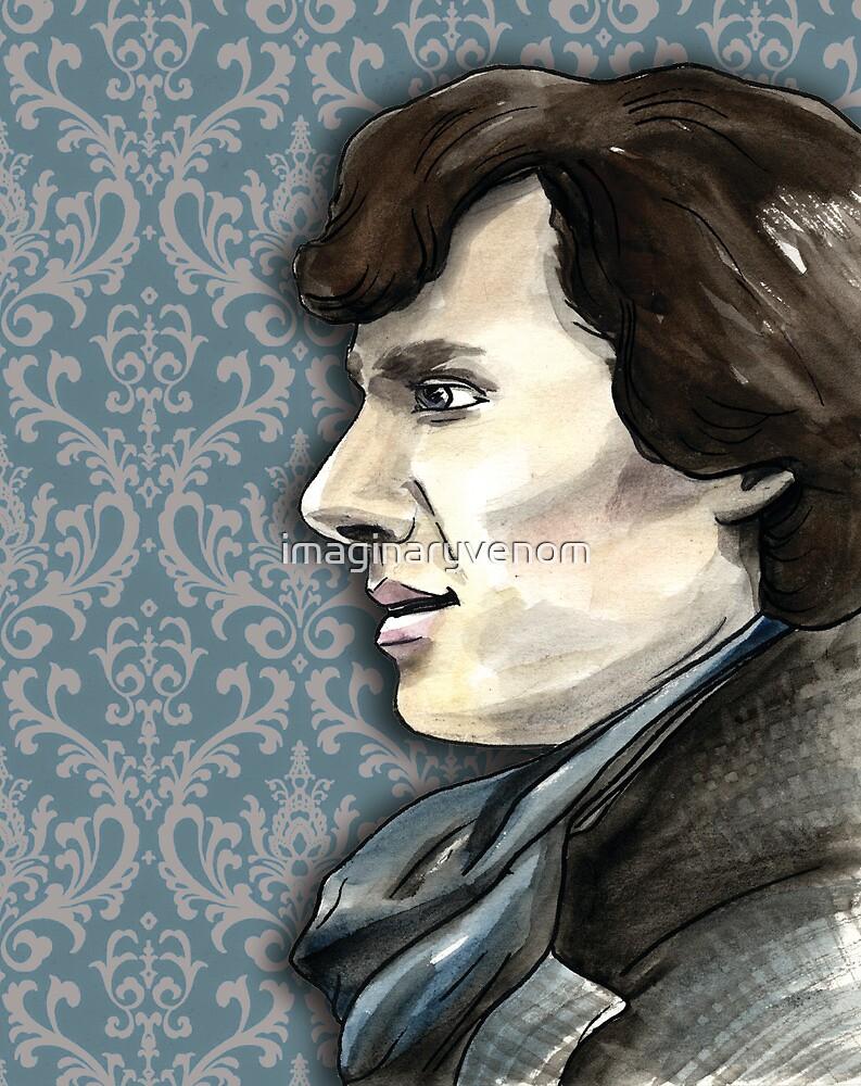 Sherlock Profile by Grace Mutton