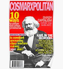 Cosmarxpolitan Issue 1 Poster